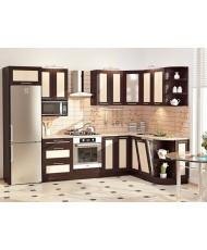 Кухня-296 Престиж 3,03х1,75 м