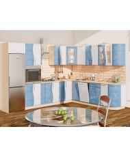 Кухня-265 Волна 3,23х2,55 м
