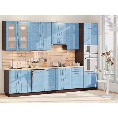 Кухня-267 Волна 3,3 м