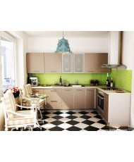 Кухня Капучино-4 (2,9х1,7 м)