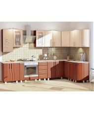Кухня-277 Волна 3,2х1,7 м