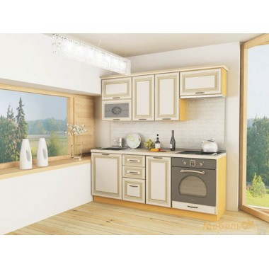 Кухня Классик-6 (2х0,6 м)