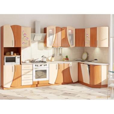 Кухня-262 Уют 3,4х1,75 м