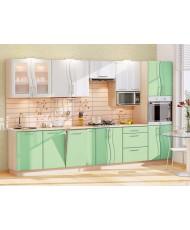 Кухня-270 Волна 3,4 м