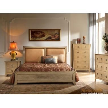 Спальня Тициано капучино