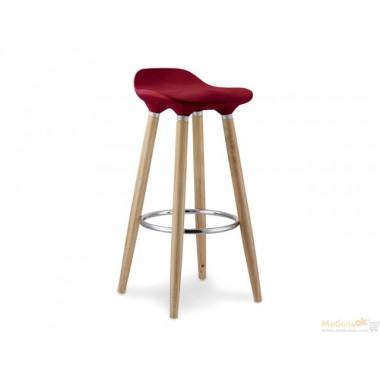 Барный стул Полино (красный)