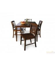 Комплект Гринвич (стол + 4 стула)