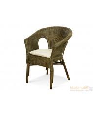 Кресло с мягкой сидушкой 0208 В