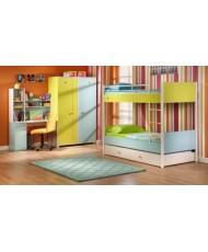 Детская мебель SPLIT Blue Green