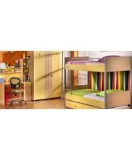 Детская мебель Split Yellow