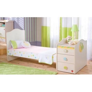 Кровать-трансформер Baby Dream