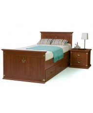 Кровать Captain (90х200 см)