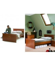 Кровать Captain (120х200 см)