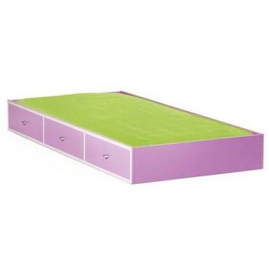 Кровать - ниша Cupcake (90 х190см)