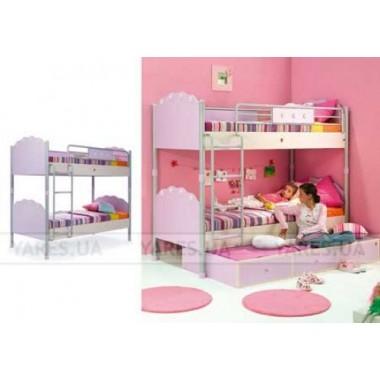Кровать 2-х ярусная SL Catchy
