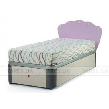 Кровать с нишей для белья SL Catchy (90х195см)
