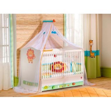 Кровать Baby Safari (70 х 130см)