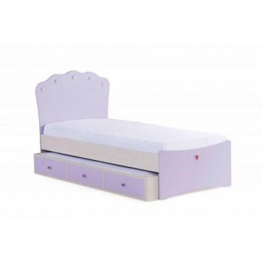 Кровать Luna SL Catchy (90х200 см)