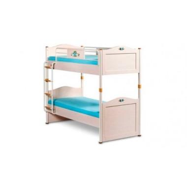 Кровать 2-х ярусная SL Flora