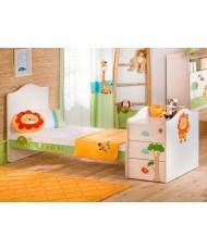 Кровать-трансформер Baby Safari