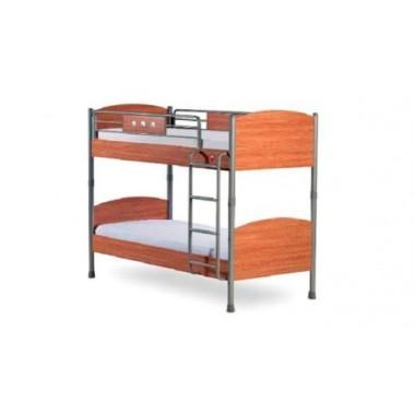 Кровать 2-х ярусная SL Positive Oak