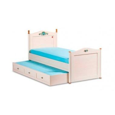 Кровать SL Flora (90х200 cm)