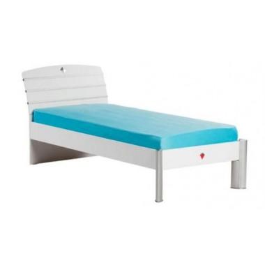 Кровать «Selen» SL Active White (90х200сm)