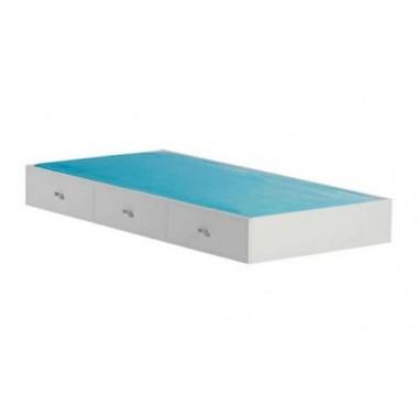 Кровать - ниша SL Active White (90 х 190см)