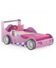 Кровать - машина MISS RACER (90 х 190см)