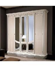 Шкаф 5-ти дверный (с зеркалом)
