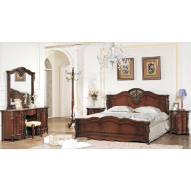 Спальня Акира